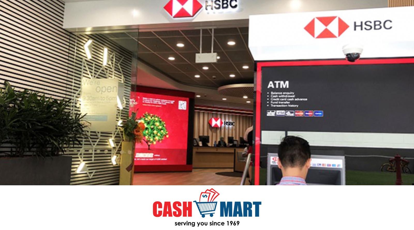 HSBC Personal Loan Singapore