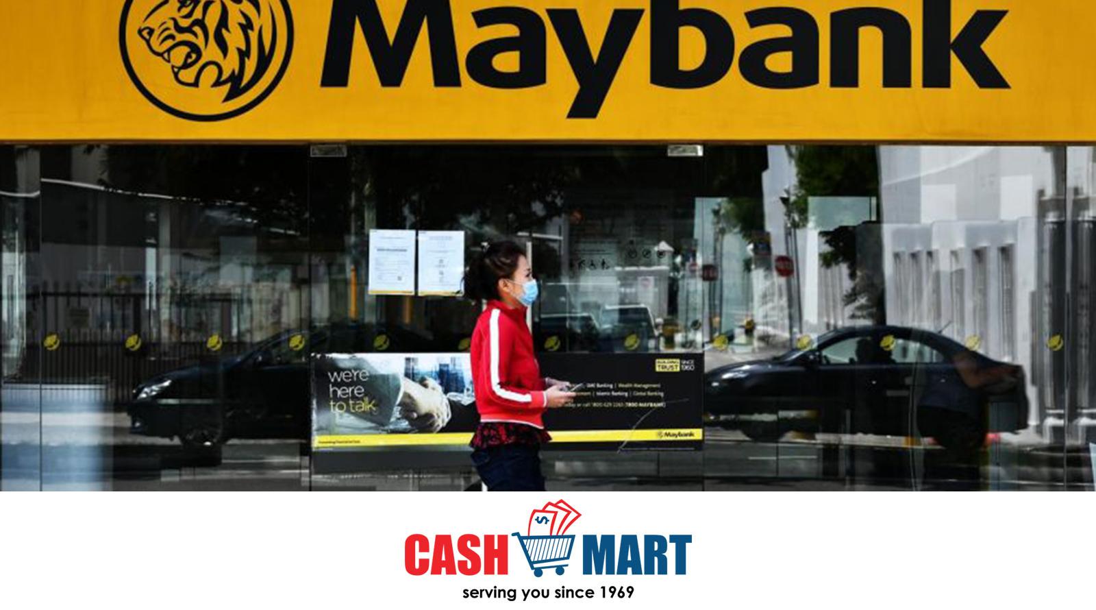 Maybank Personal Loan Singapore